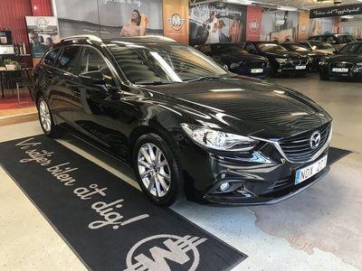 begagnad Mazda 6 Wagon 2.0 SKYACTIV-G 15hk