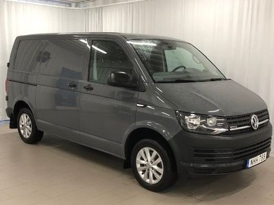 used VW Transporter T6Skåp -16