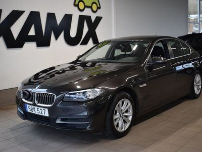 begagnad BMW 520 d Sedan | Comfort | Navi | 2016, Sedan 189 500 kr