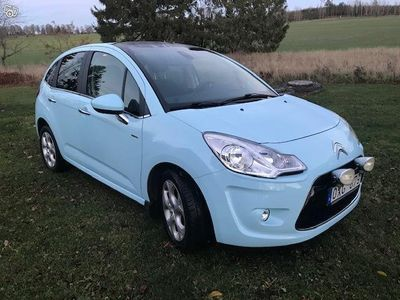gebraucht Citroën C3 1,6 Exclusive HDI 92 HK -11