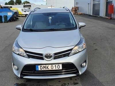 begagnad Toyota Verso 1.6 7 sits