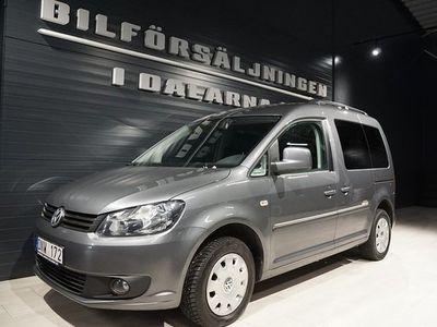 begagnad VW Caddy Cross CaddyLife 1.6 TDI Roncalli Edition 2012, Transportbil 99 000 kr