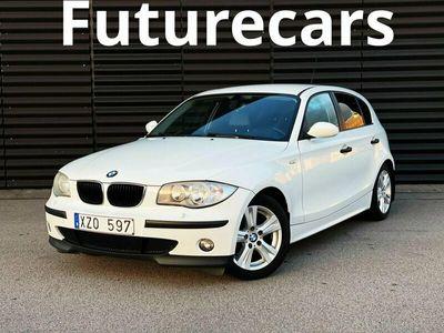 begagnad BMW 116 i Advantage 116hk svensksåld, Besiktigad mm