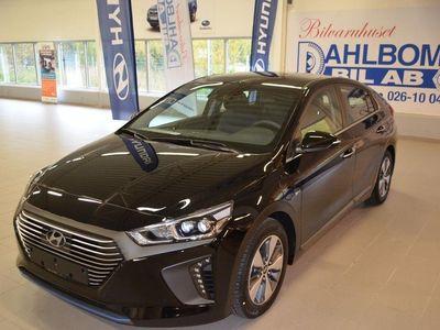 begagnad Hyundai Ioniq Plug-in 1.6 (105 hk) + Elmotor -19