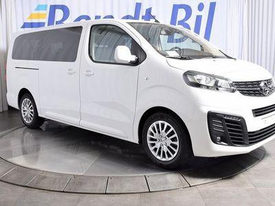 begagnad Opel Zafira Life L3H1 AUTOMAT BUSINESS 2020, Minibuss 349 375 kr