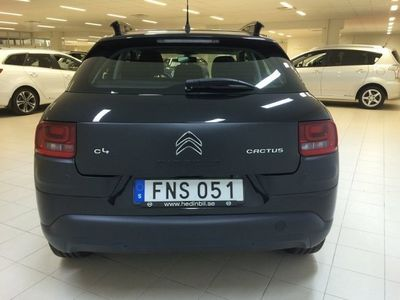 begagnad Citroën C4 Cactus 82hk feel edition