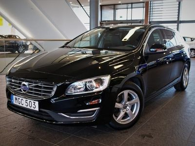 begagnad Volvo V60 D4 Momentum Business E