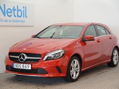 begagnad Mercedes A180 Manuell Euro 6