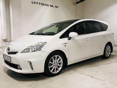 begagnad Toyota Prius Hybrid 1.8 Läder Panorama 2012, Halvkombi 129 900 kr