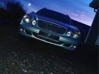 begagnad Mercedes E200 1.8