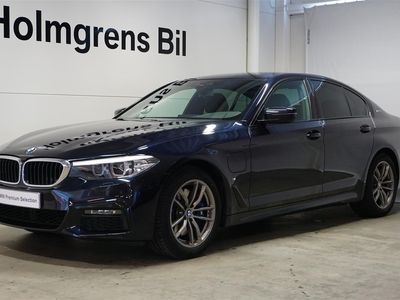 begagnad BMW 530 e Sedan M Sport Connected