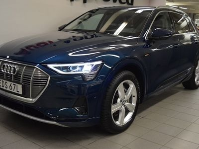 begagnad Audi E-Tron e-tron quattro - 55 quattro Proline 2020, Personbil 829 000 kr