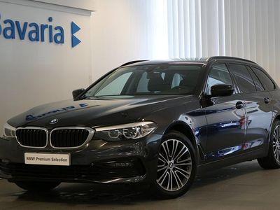 begagnad BMW 520 d xDrive Touring Sport line Winter Drag Nypris 572 100:-