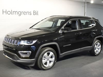 begagnad Jeep Compass Limited 1,4T 170hk Automat Carpl -18