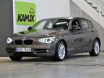used BMW 120 D Sport Line