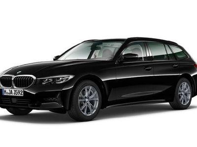 begagnad BMW 320 d xDrive Touring Nypris 475 095 kr