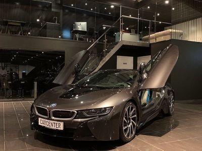 begagnad BMW i8 Hybrid*Svensksåld*Fullutrustad*