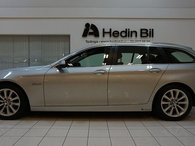 begagnad BMW 520 d xDrive aut 184hk | DRAG | LÄDERKLÄDSEL