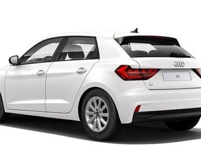 begagnad Audi A1 Sportback 30 TFSI SB 116HK