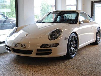 begagnad Porsche 911 Carrera 997 Sport Chrono Svensksåld