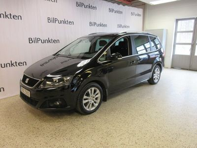begagnad Seat Alhambra 2.0 Tdi Style 4drive 7-Sits