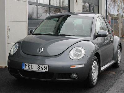 begagnad VW Beetle New1.6 COMFORT /1ÄGARE/END 9800 MIL/AC/