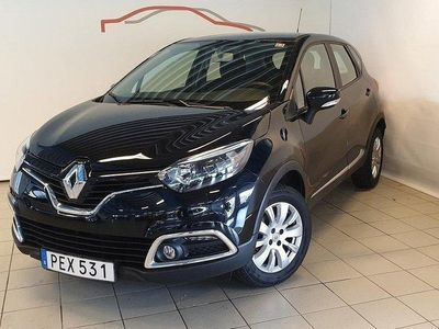 begagnad Renault Captur Energy TCe 90 Expression 5-d II