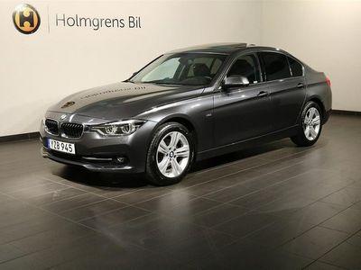 begagnad BMW 318 d xDrive Sedan M-Sport