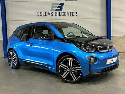 begagnad BMW i3 94 Ah REX Comfort Advanced 170 hk