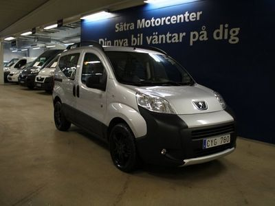 begagnad Peugeot Bipper 1,3 HDI TePee OUTDOOR