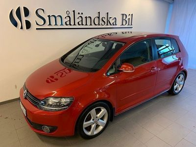 begagnad VW Golf Plus 1.4 TSI DSG Sekventiell Style 160hk