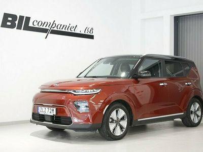 begagnad Kia Soul EV 64 kWh advance plus 204hk