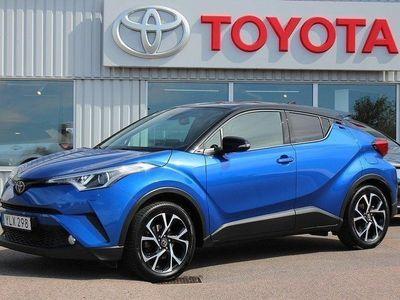 begagnad Toyota C-HR 1.2 116Hk AWD Automat Euro 6 2648
