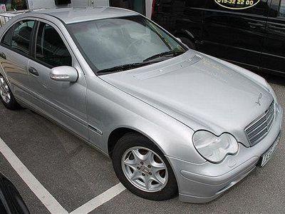begagnad Mercedes C200 C/ Kompressor / Classic / 163hk