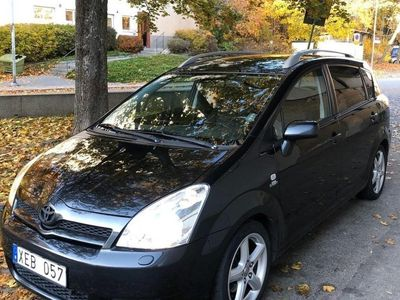 begagnad Toyota Corolla Verso 2.2 D-4D