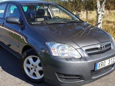 begagnad Toyota Corolla 5-dr 1.6 VVT-i ( INKOMMANDE B -06