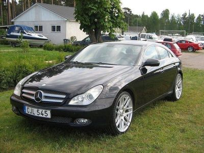 begagnad Mercedes CLS320 CDI 7G-Tronic 224hk -10