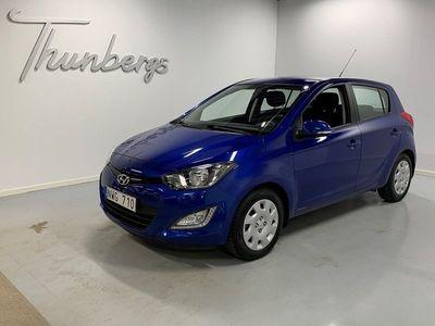 begagnad Hyundai i20 1,2 86hk / Dragkrok / OBS! 5861 mil