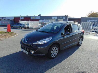 begagnad Peugeot 207 SW 1.6 VTi 120HK 0:- kontant -09