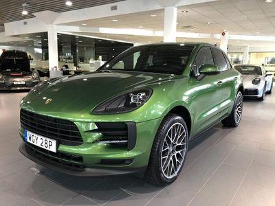 begagnad Porsche Macan 2019, SUV 635 000 kr