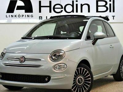 begagnad Fiat 500C Launch Edition 1,0 70hk