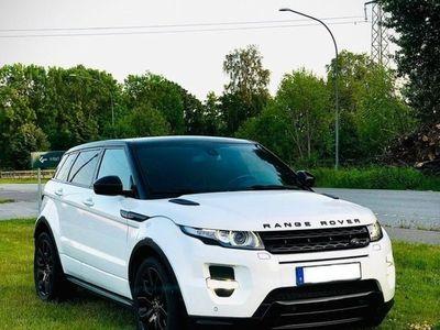 begagnad Land Rover Range Rover evoque *Dynamic SD4