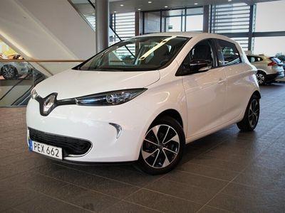 begagnad Renault Zoe R90 41 kWh Intens batterihyra