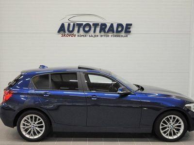 begagnad BMW 120 d 5-door Steptronic Urban Line 184hk/ -13