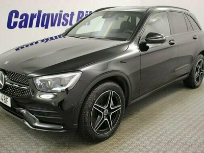 begagnad Mercedes 220 GLC Benzd 4MATIC CDI 4x4 AMG Navi Aut 2021, SUV Pris 535 000 kr