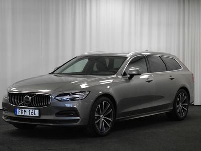 begagnad Volvo V90 D4 Momentum Advanced Edition 2021, Kombi Pris 379 900 kr