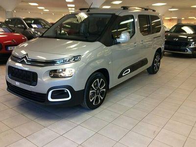 begagnad Citroën Berlingo XL FEEL EDT PT130 AUT 7 SITS NY
