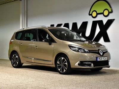 begagnad Renault Grand Scénic 1.5 dCi Aut | Bose Ed | 7-sits | 110hk