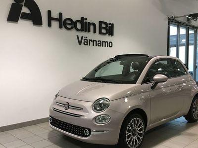 "begagnad Fiat 500C STAR 1.2 69HK 16"""