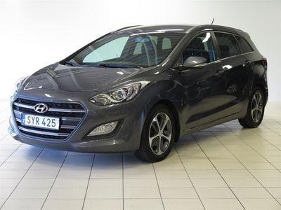 begagnad Hyundai i30 KI 1.6 CRDI 136hk AUT. GO EDITION